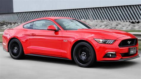 2016 Ford Mustang V8 Gt And Ecoboost Review First