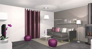 Deco Mur Interieur Moderne : decoration interieur salon fashion designs ~ Zukunftsfamilie.com Idées de Décoration