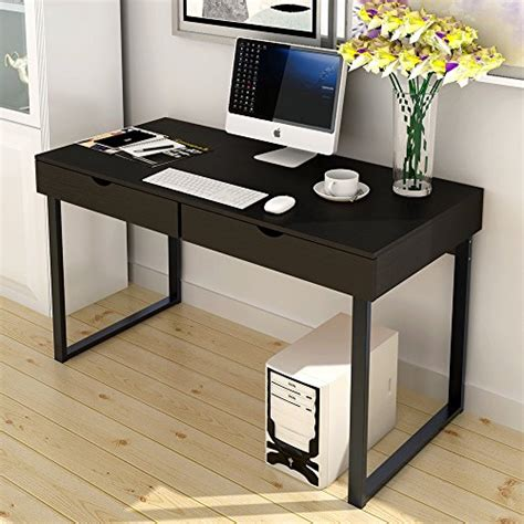 Computer Desk For Office Use by Soges Computer Desk 47 Pc Desk Office Desk With Drawer