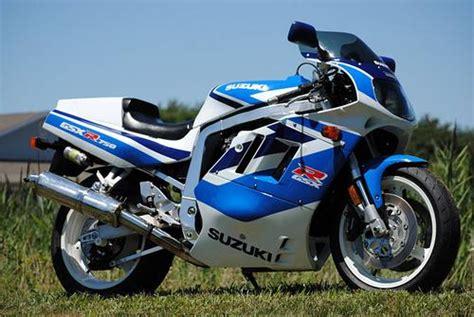 1992 1995 suzuki gsx r750 motocycle service repair workshop manual a repair manual store