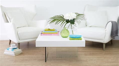 How To Dress A Coffee Table