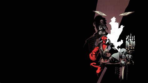 hellboy action fantasy comics superhero demon monster sci