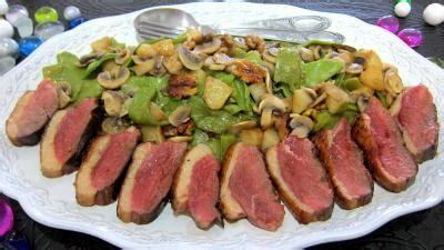 cuisiner des pois gourmand magret de canard aux pois gourmands recette légumes