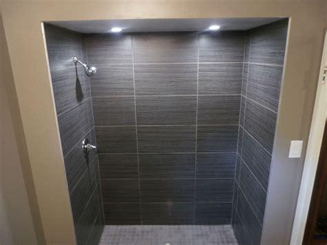 12x24 Tile Bathroom by I This Shower Tile And Lights Bathroom Ideas