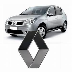 Emblema Logo Renault Original Grade Clio Logan Sandero