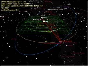 Planets with Orbiting Star Diagram - Pics about space