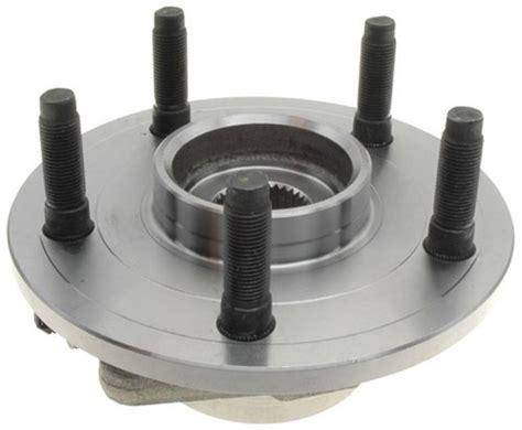 Raybestos 715073 Professional Grade Wheel Hub And Bearing