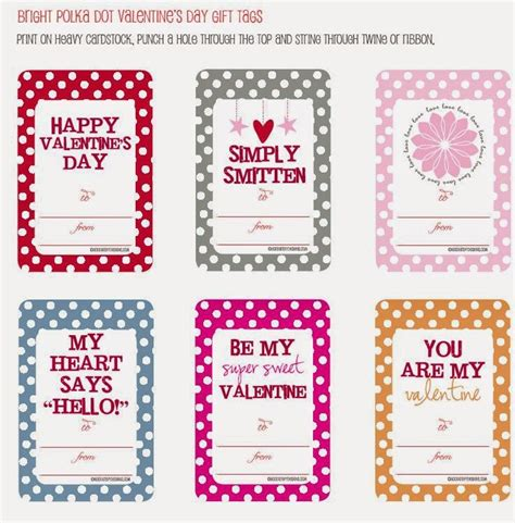 valentines day  printable labels  gifts