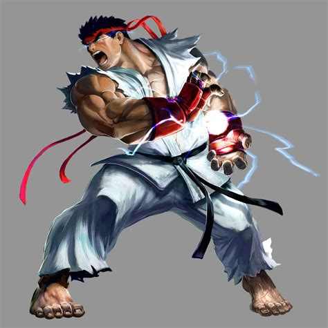 Marvel Vs Capcom 2 Ryu By Udoncrew On Deviantart
