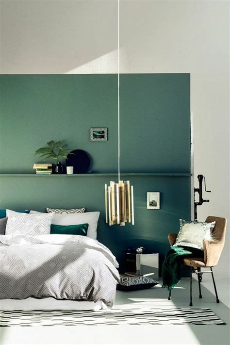 couleur mur chambre idées chambre à coucher design en 54 images sur archzine fr