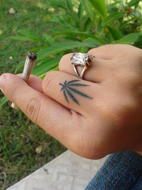 weed tattoos designs ideas  meaning tattoos