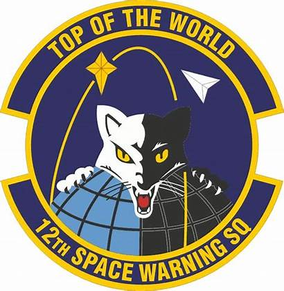 Warning Space Squadron 12th Air Force Wing