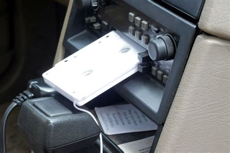 car cassette tape adapter  problems  alternatives