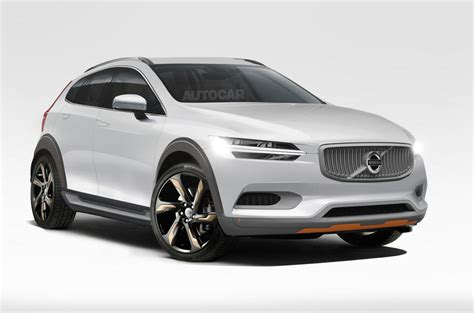 New Volvo Xc40 To Lead Small-car Push