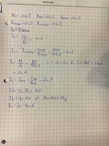 Schaltung Berechnen : schaltung mit 6 widerst nden spannung und strom berechnen ~ Themetempest.com Abrechnung