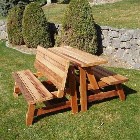 pin  heidi clinite  home decor ideas picnic table
