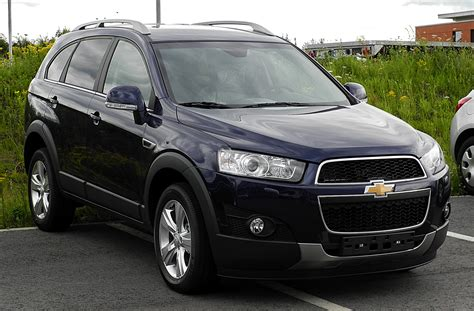 Chevrolet Captiva by Chevrolet Captiva Wikiwand