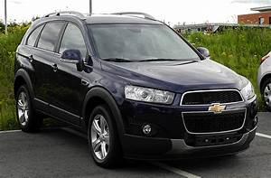 File Chevrolet Captiva  Facelift   U2013 Frontansicht  17  Juli