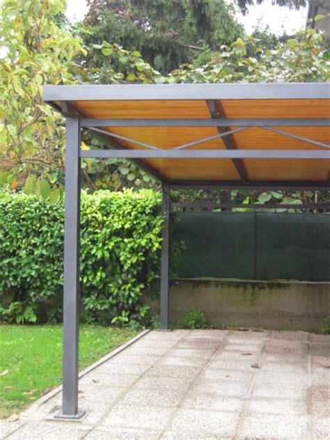 costruire una tettoia in ferro tettoia a sbalzo in ferro profilati alluminio