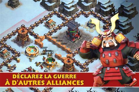 samourai siege samurai siege jeu stratégique multijoueurs android zone