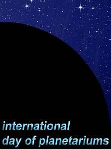 International Day of Planetariums - International ...