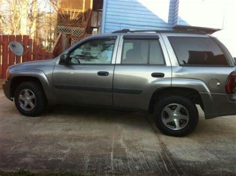 Sell Used 2005 Chevy Trailblazer Suv Runs Great In