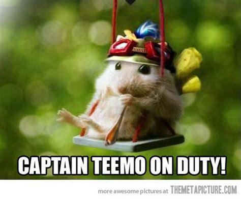 Teemo Memes - http cdn themetapicture com media funny teemo league of legends jpg lol pinterest