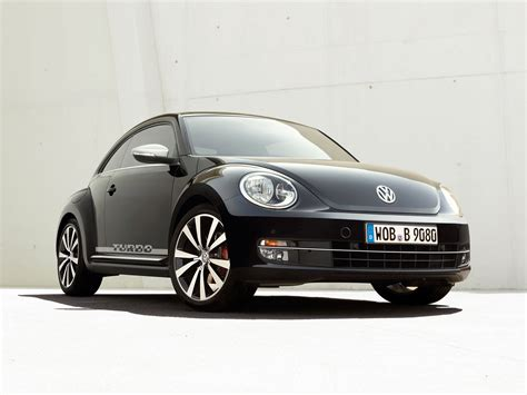 volkswagen black volkswagen beetle black turbo 2012