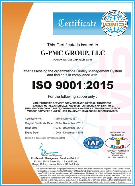 bureau veritas office certificate mill operator bought iso 9001 certificate from