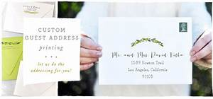 wedding invitations by smitten on paper a giveaway With wedding invitations street address
