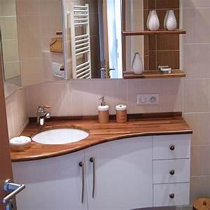 meubles de salle de bain java borneo bora bora With meuble salle de bain courbe