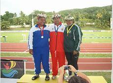 Highlight on Team Tonga for SPMG at Rarotonga Tonga