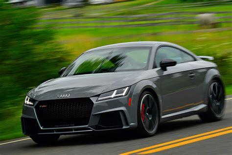2018 Audi Rs3 & Tt-rs