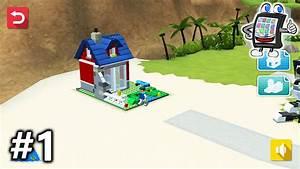 Lego Bauen App : lego creator islands deutsch 1 eigene lego insel bauen app f r kinder spiel mit mir youtube ~ Buech-reservation.com Haus und Dekorationen