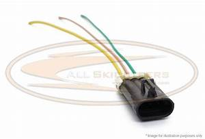 Bobcat Skid Steer Wiper Motor Plug Repair Kit S100 S130 S150 S160 S175
