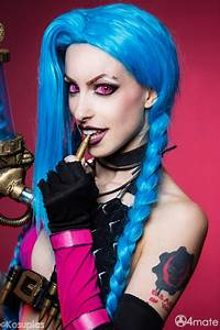 Jinx - League of Legends Cosplay by MissHatred by ...