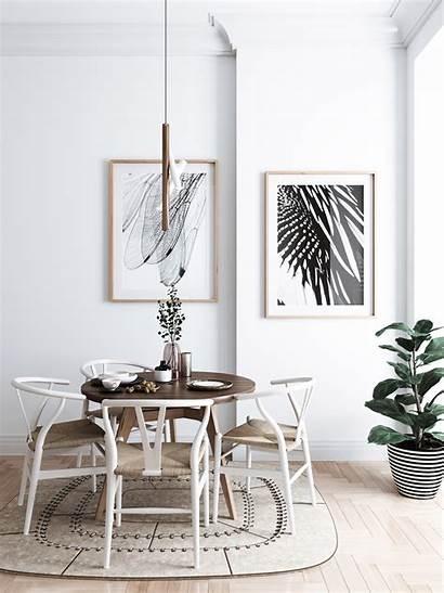 Minimalist Dining Table Rooms Furniture Modern Bakurova