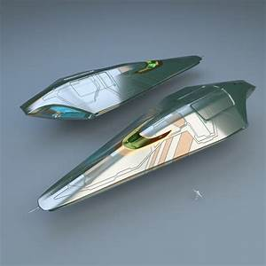 3d model spaceship planets vessel
