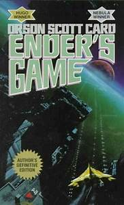 Fantasy & SciFi Lovin' Reviews: Book Review: Ender's Game ...