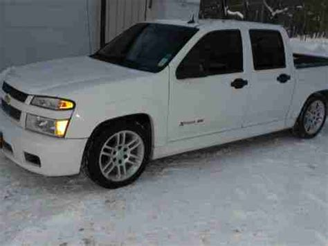 Find Used 2005 Chevy Colorado Xtreme 4dr Crewcab White In