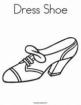 Coloring Shoe Shoes Pages Heel Jordan Tennis Printable Sepatu Clipart Colouring Buckle Boots Twistynoodle Drawing Outline Vector Decorations Heels Nike sketch template