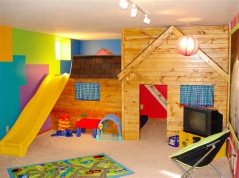 Amazing Playroom Ideas For Kids