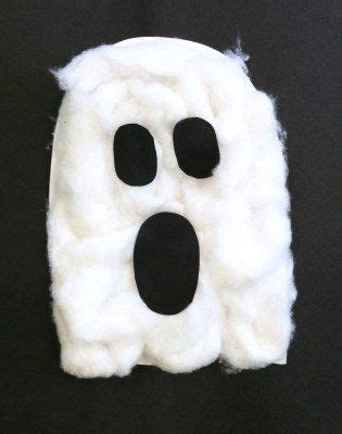 cotton ghost craft for 17 best images about library program on 7525