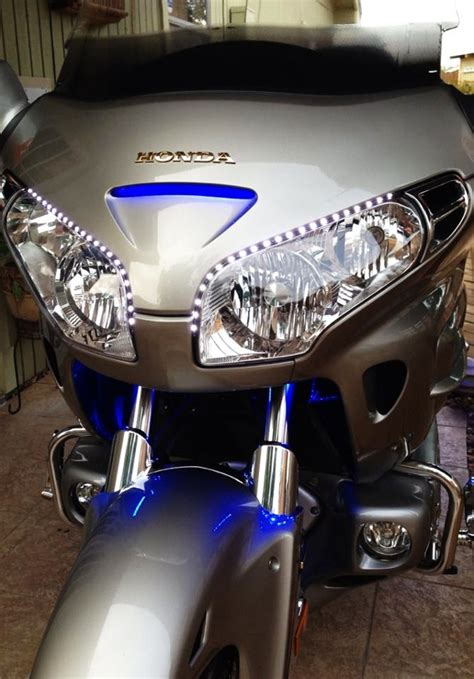 motorcycle led lighting kit weatherproof rgb color