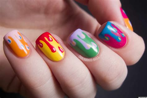 Best Teen Nail Art Designs 2018 Nail Paint Ideas