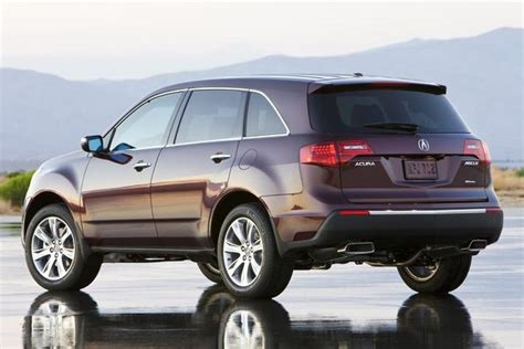 2013 Acura Mdx Review by 2013 Acura Mdx New Car Review Autotrader