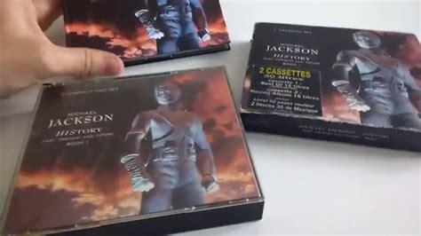 Michael Cassetta by Michael Jackson Collection History Cd Et Cassette