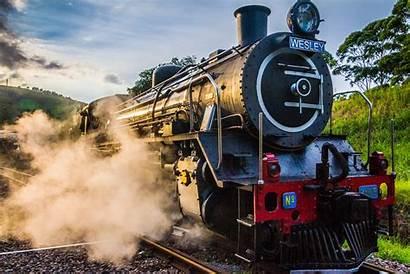 Steam Train Umgeni South Africa Durban Za