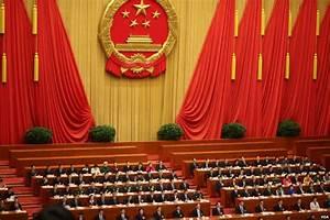 National People's Congress chairman Zhang Dejiang ...