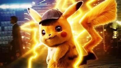 4k Pikachu Detective
